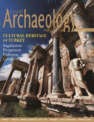 Picture of Actual Archaelogy; CULTURAL HARITAGE OF TURKEY