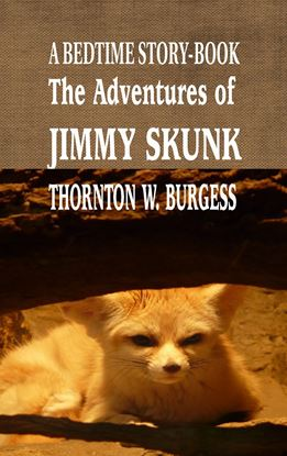 Picture of The Adventures of Jimmy Skunk (Hardcover)