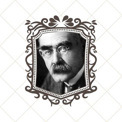Picture for Author Rudyard Kipling