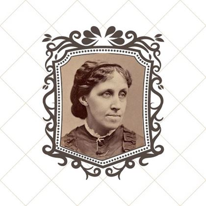 Picture for Author Louisa May Alcott