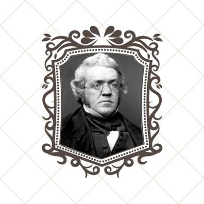 Picture for Author William Makepeace Thackeray