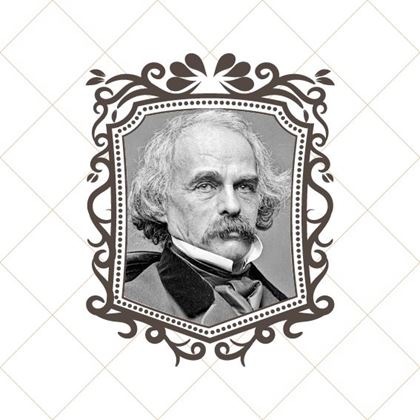 Picture for Author Nathaniel Hawthorne