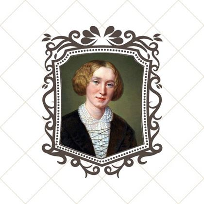 Picture for Author George Eliot