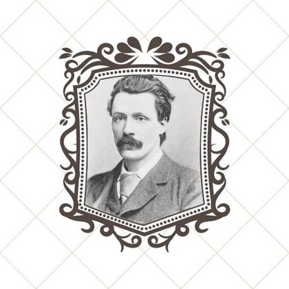 Picture for Author George Gissing