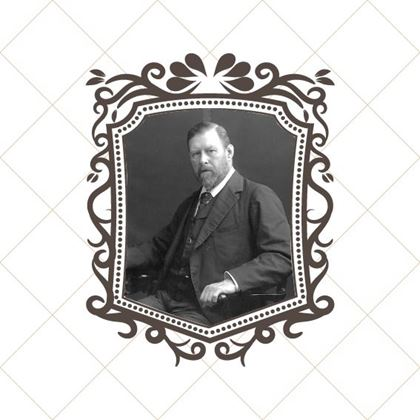 Picture for Author Bram Stoker
