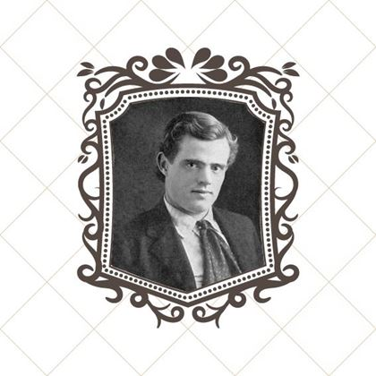 Picture for Author Jack London