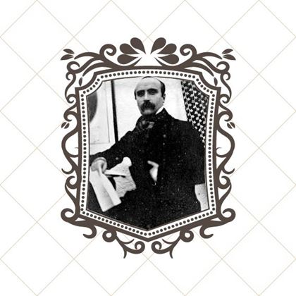 Picture for Author Gustave Flaubert