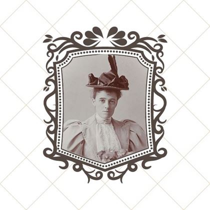 Picture for Author Edith Wharton