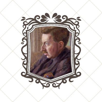 Picture for Author E. M. Forster