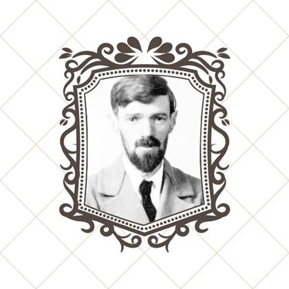 Picture for Author D. H. Lawrence