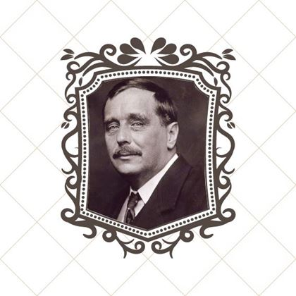 Picture for Author H. G. Wells