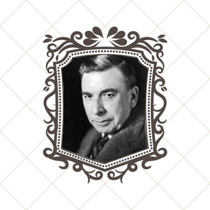 Picture for Author Booth Tarkington