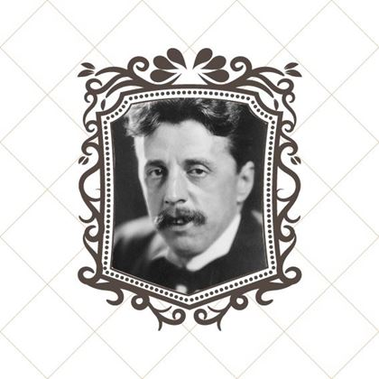 Picture for Author Arnold Bennett