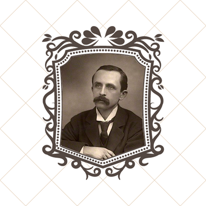 Picture for Author J.M. Barrie