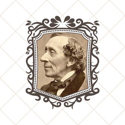 Picture for Author Hans Christian Andersen
