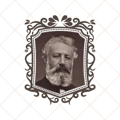 Picture for Author  Jules Verne