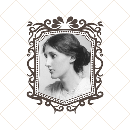 Picture for Author Virginia Woolf